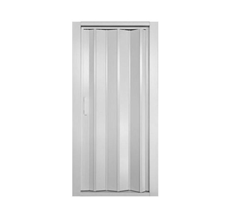 puerta plegable pvc